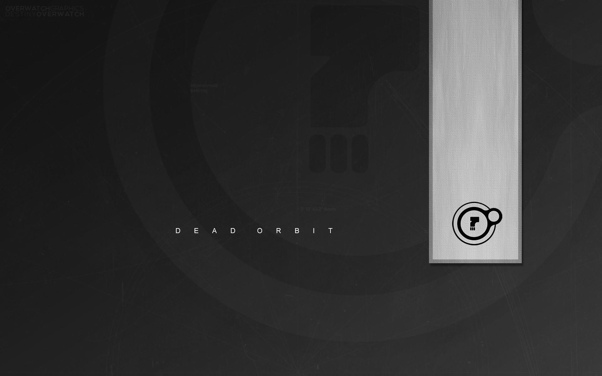 … OverwatchGraphics Destiny – Dead Orbit Wallpaper by OverwatchGraphics