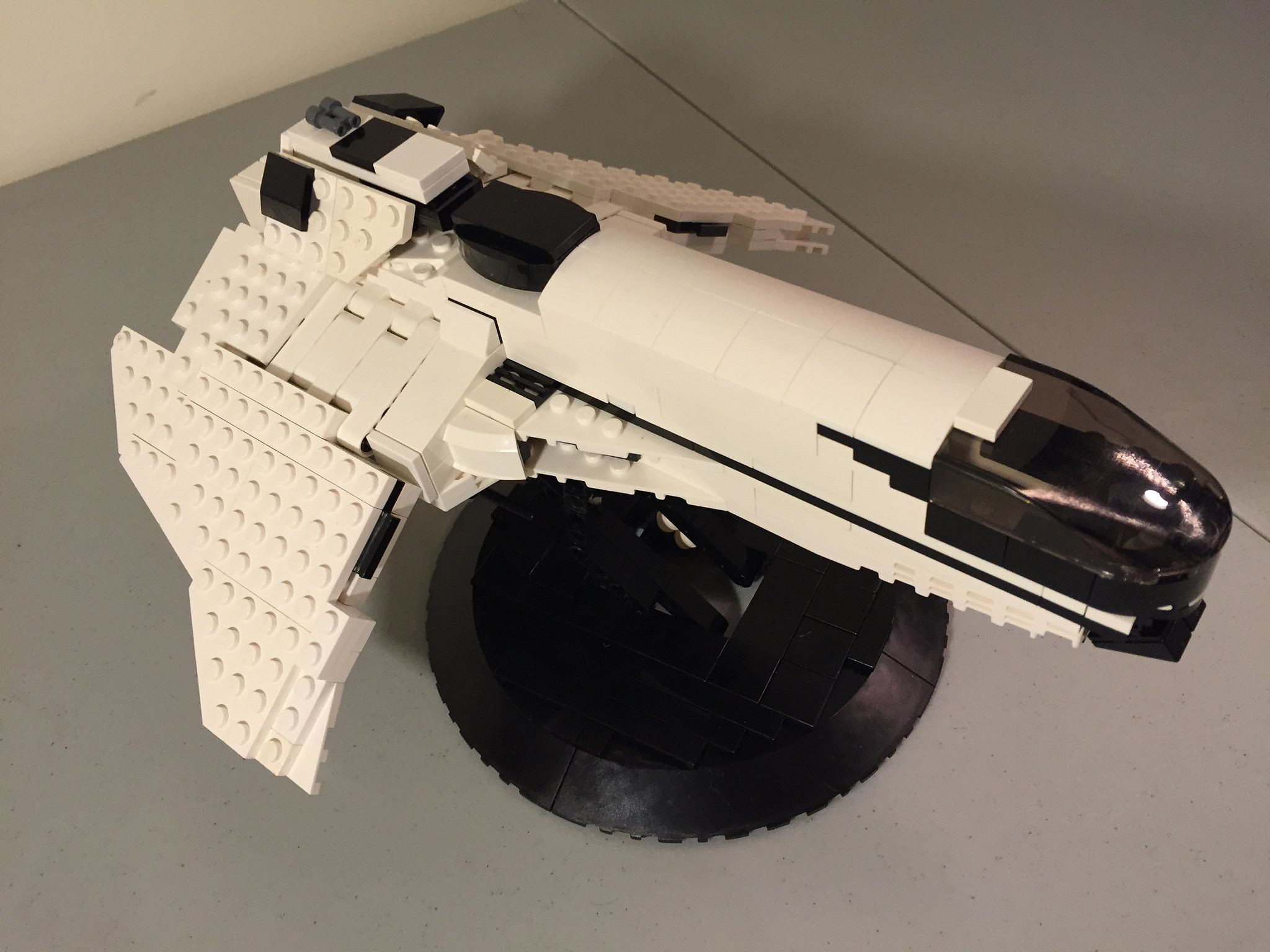 While it's far from the first item from the Destiny universe to find itself  in Lego, it's certainly one of the most intricate.