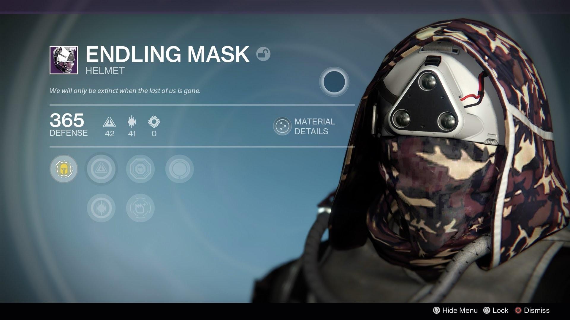 Destiny Full Endling Dead Orbit Armor Set (Hunter)   Rise of Iron – YouTube
