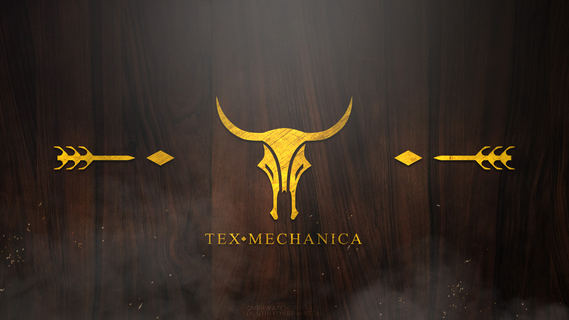 … OverwatchGraphics Destiny – Tex Mechanica Wallpaper (Dust) by  OverwatchGraphics