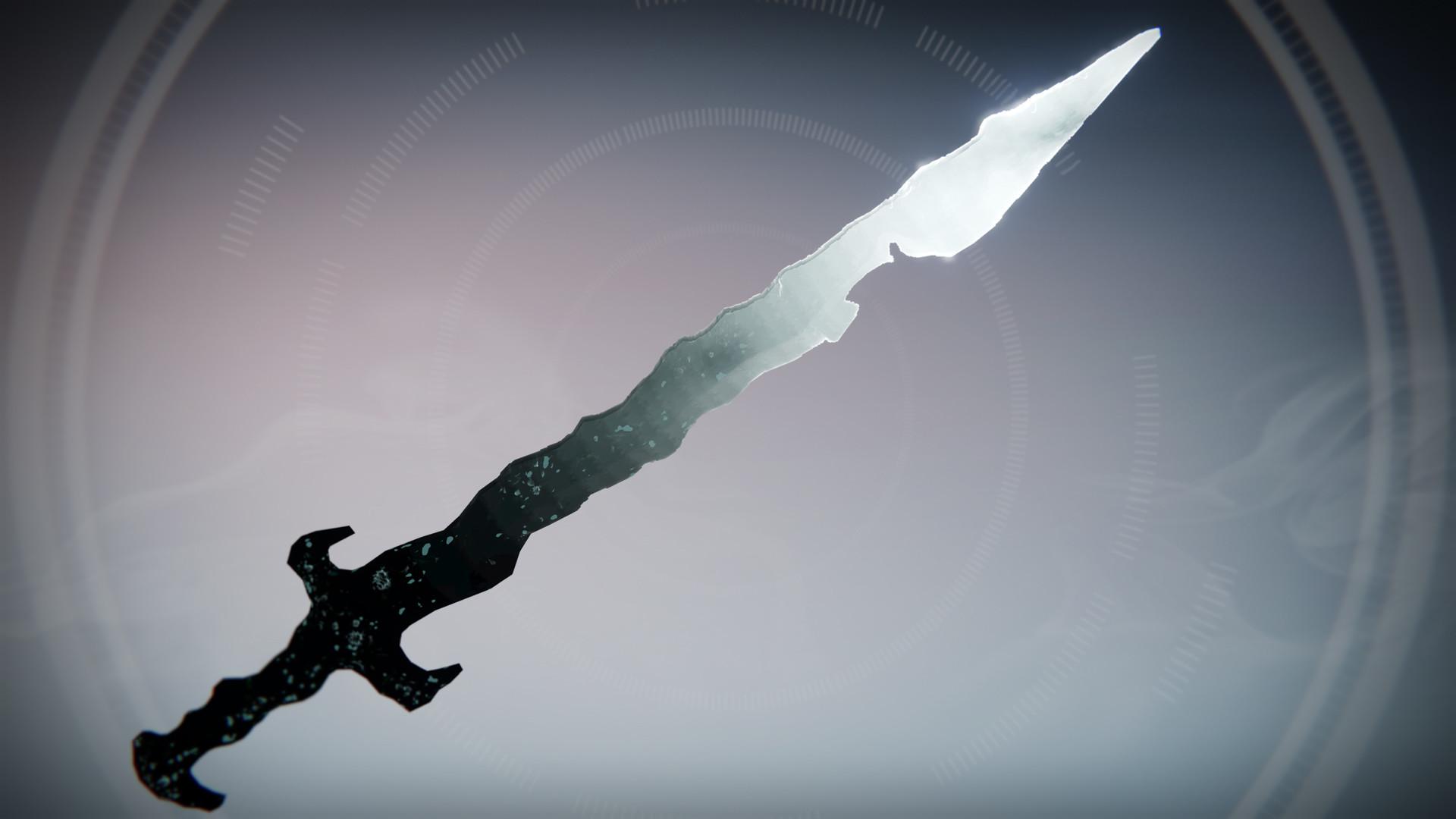 Destiny – How To Get The Dreadfang Taken Sword
