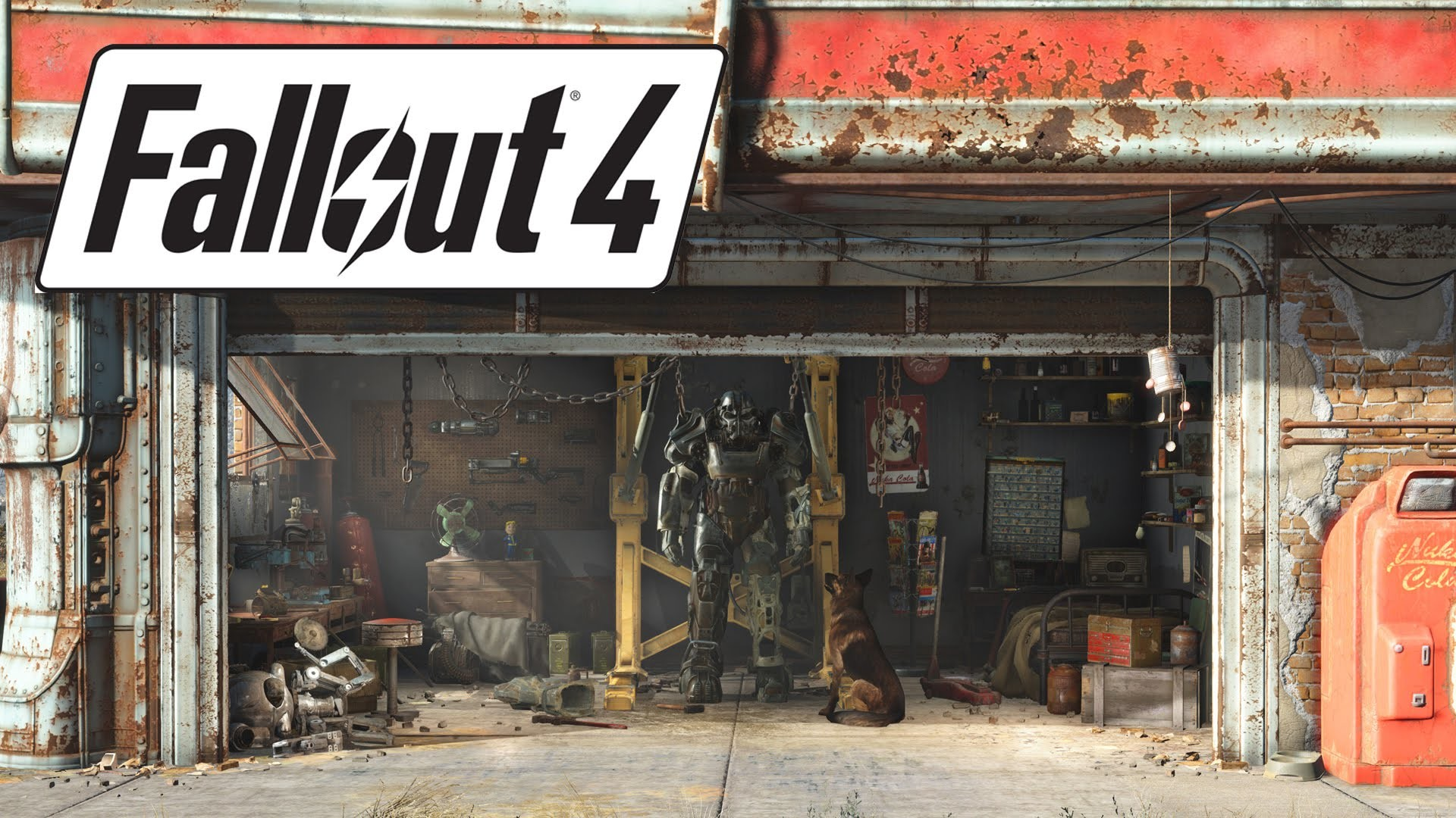Fallout 4 – Home / Garage / Craft Area Anaylsis (Customization) – YouTube