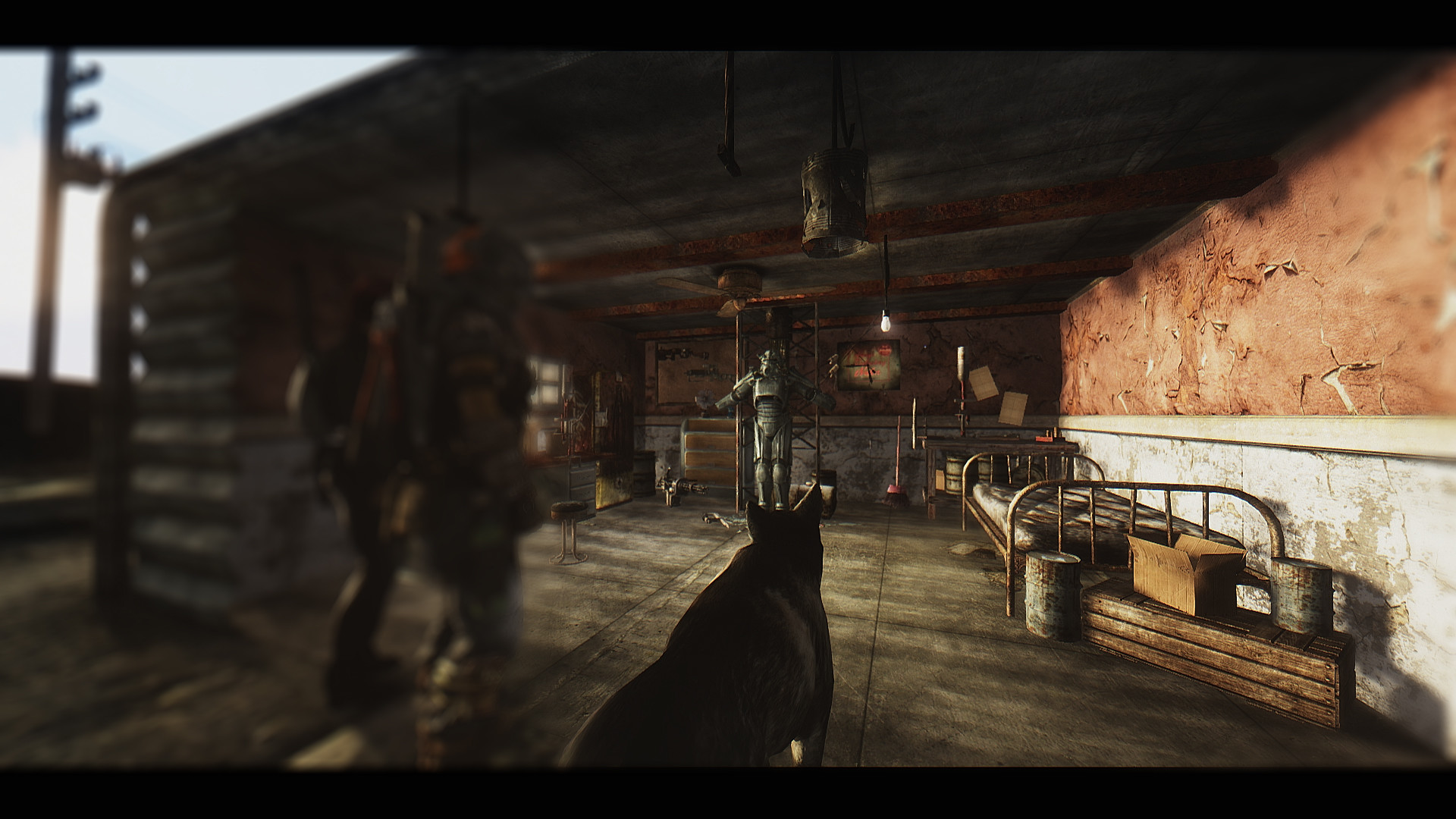 Fallout 4 Garage WIP