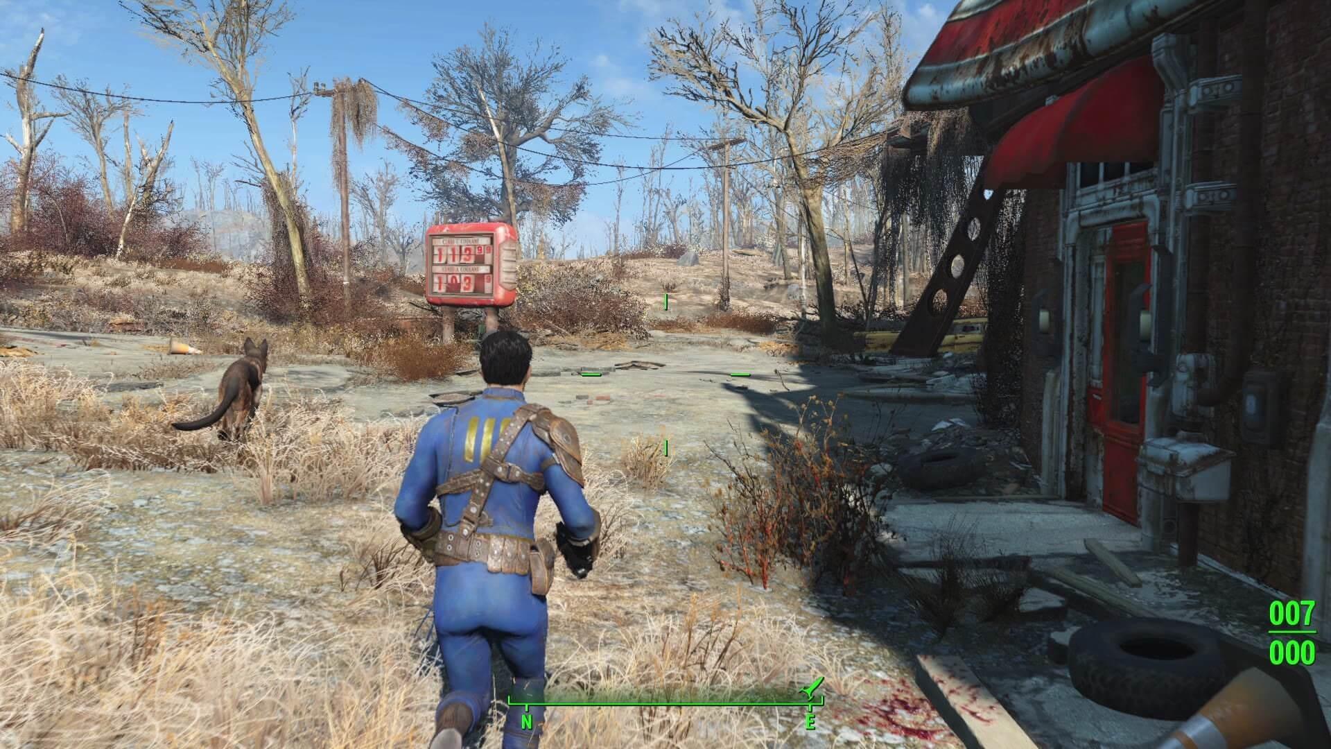Fallout 4 – Garage Run