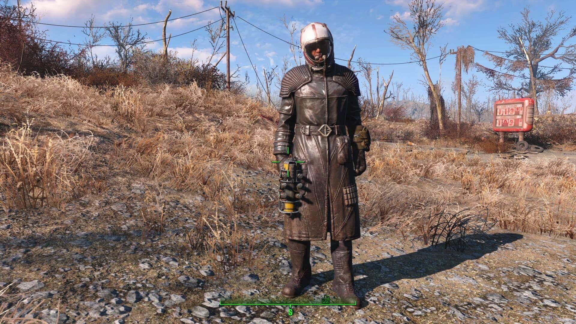 Character Hd 3D Fallout 4 PHOTOS