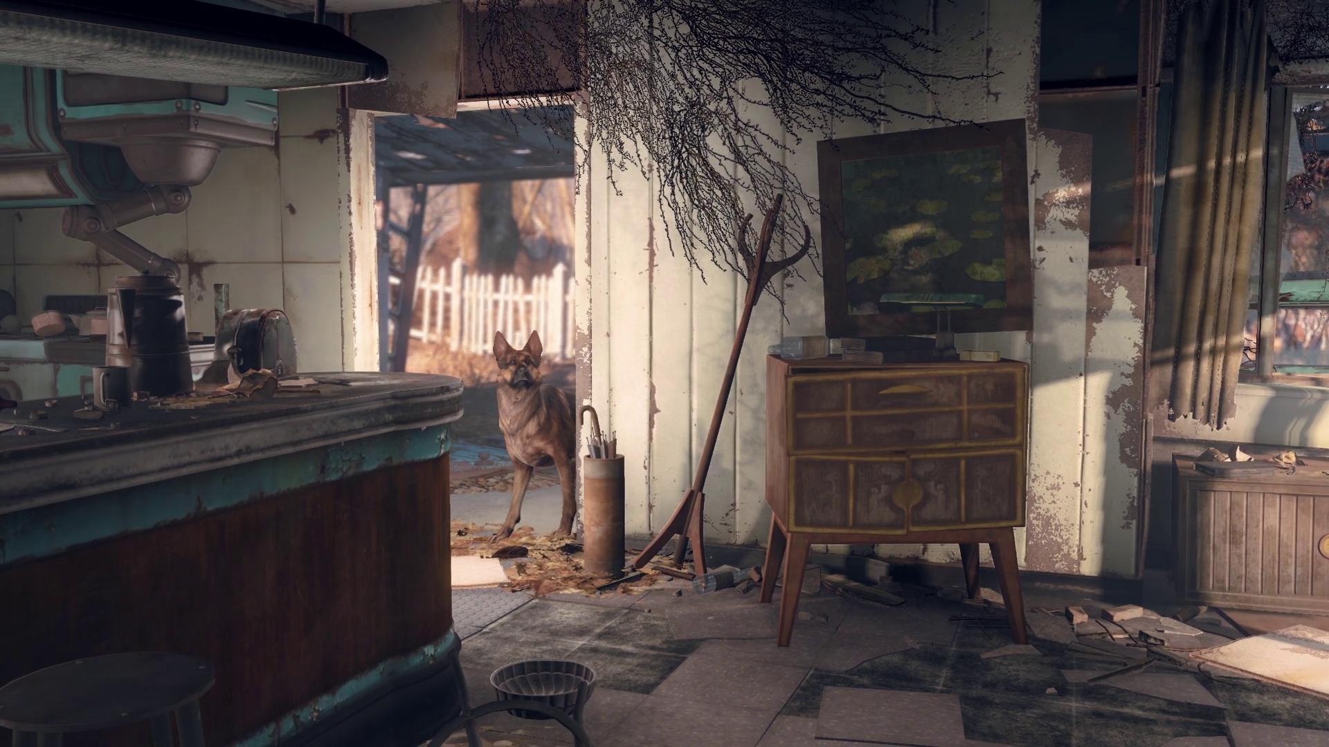 fallout 4 garage wallpaper images (14)