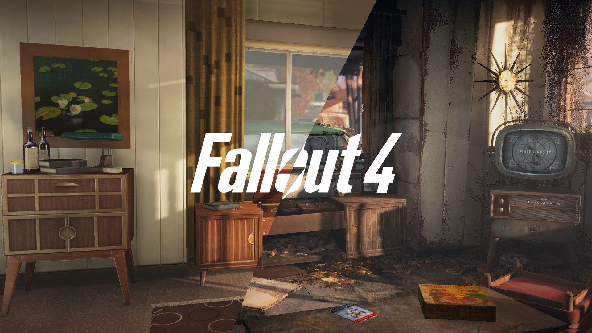 2016 4K Fallout 4 HDQ Wallpapers | NMgnCP