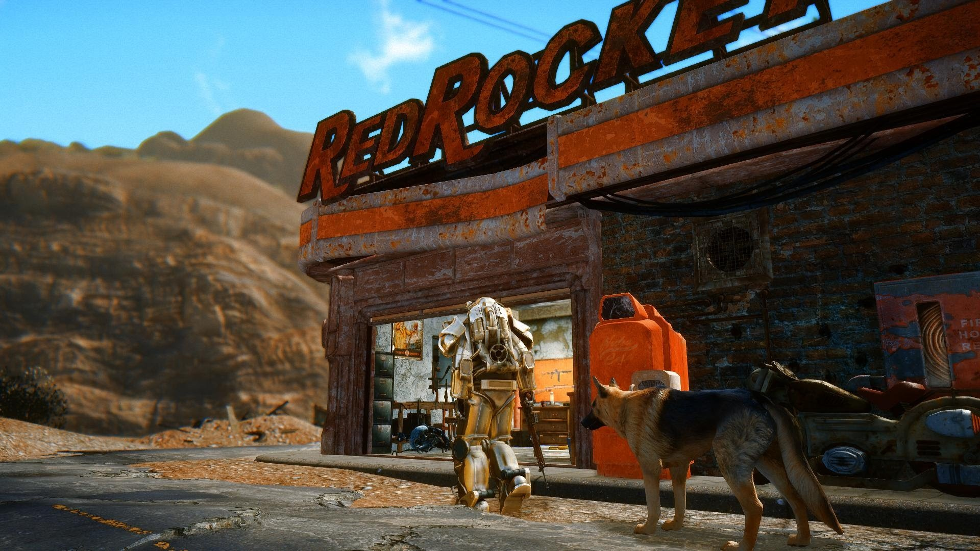 Fallout New Vegas Mods: Fallout 4 Themed