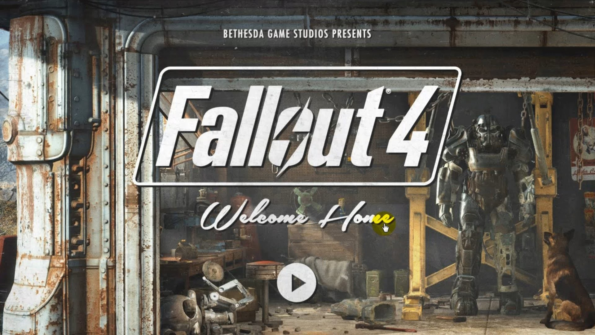 FALLOUT 4 : FIRST Look at End of Countdown! (In game Image + Pre-order!) –  YouTube