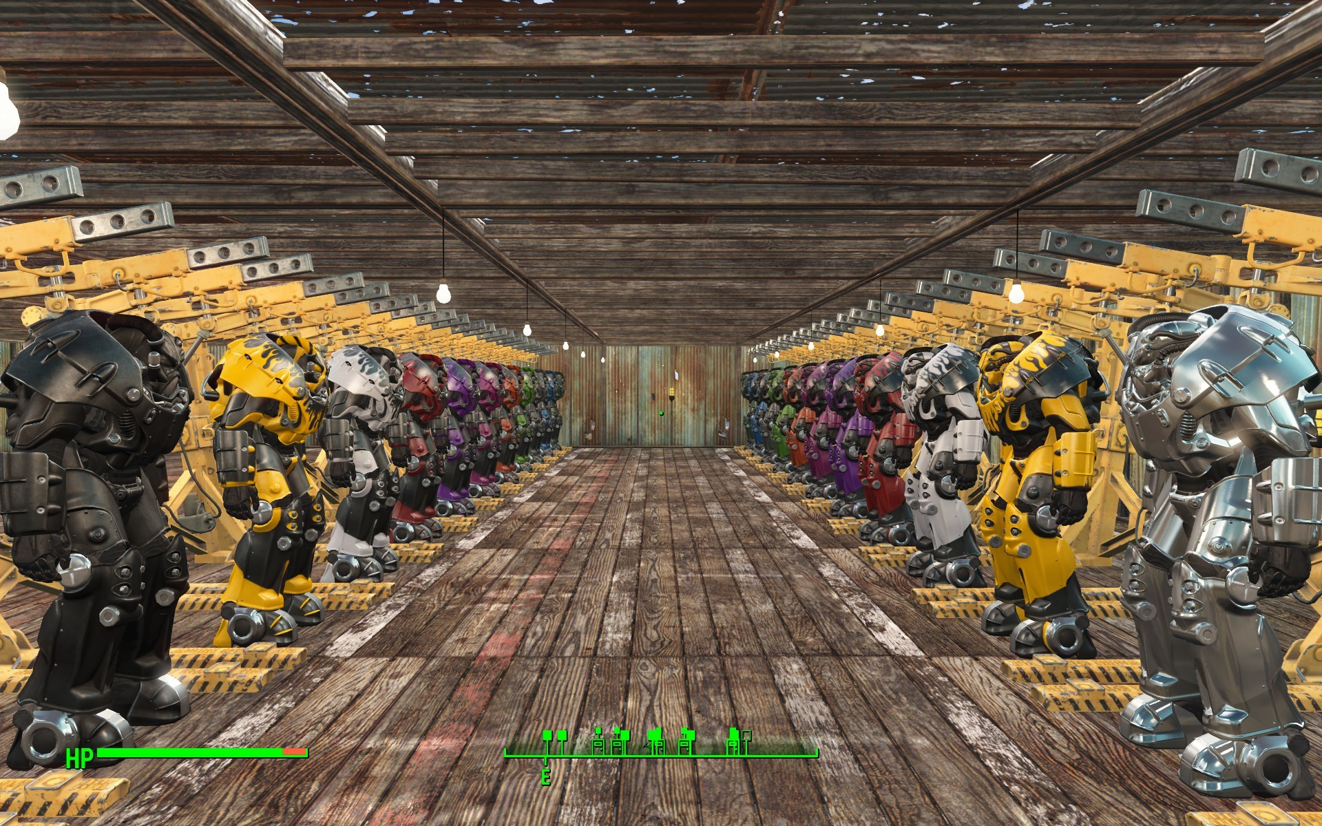 fallout 4 power armor garage – Google Search