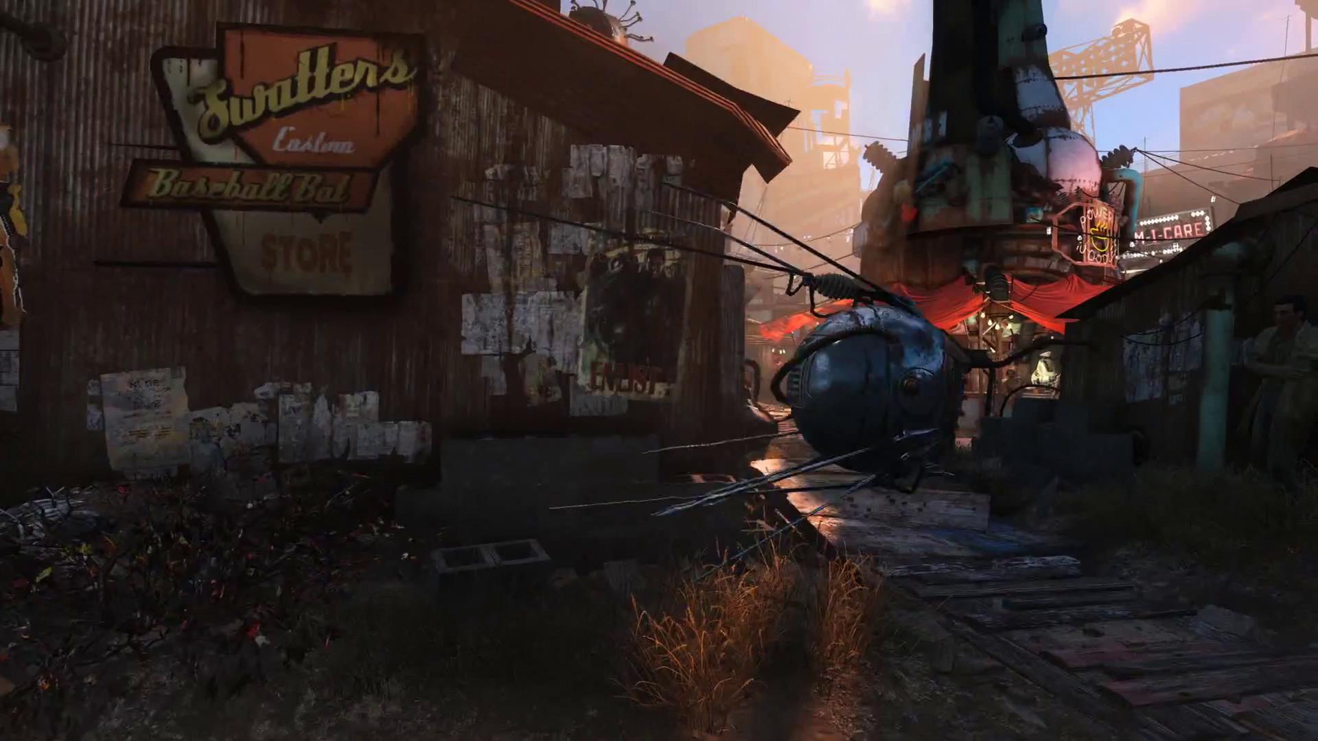 Fallout 4 – Enclave eyebot screencap 1920