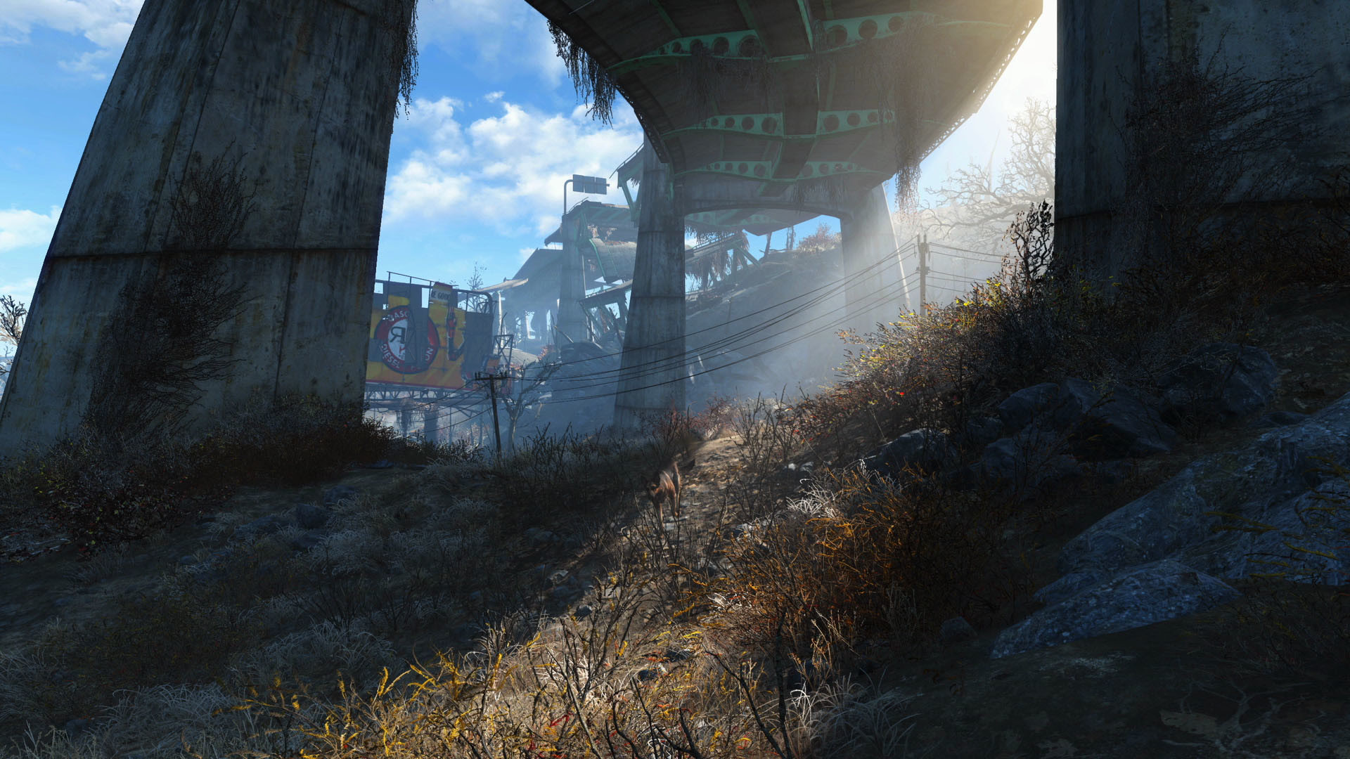 Bethesda Releases 9 New Trailer-derived Screenshots For Fallout 4 – Techgage