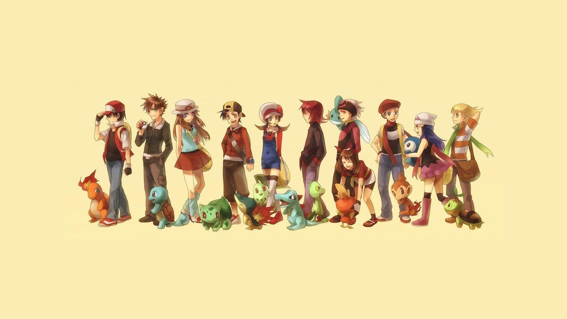 HD Wallpaper | Background ID:648213. Video Game Pokémon