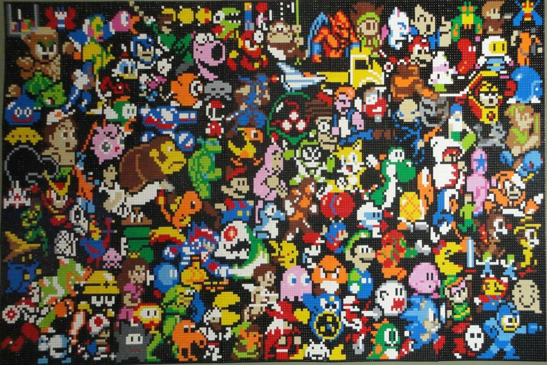 Lovely Classic Game Wallpaper