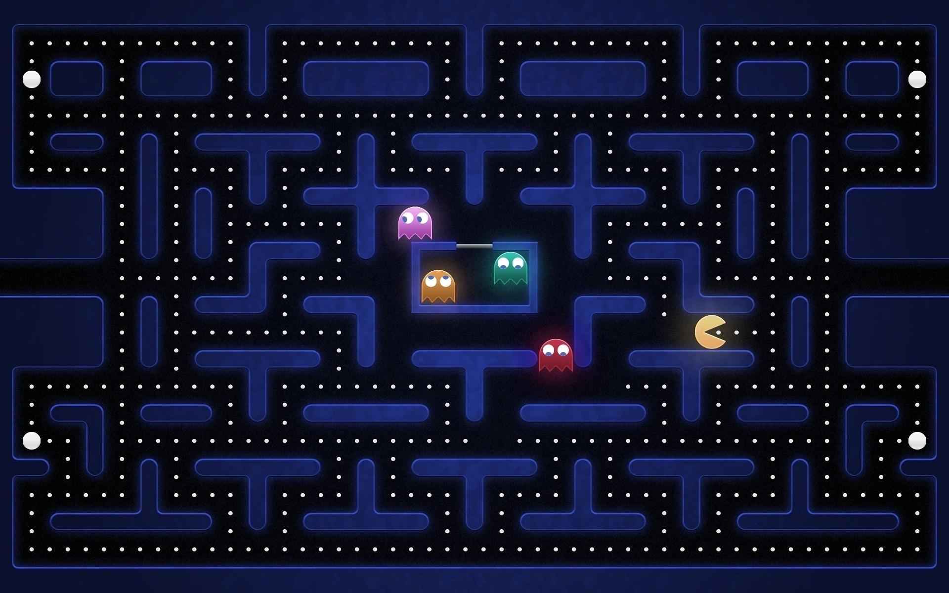Pacman Wallpapers – Pacman desktop wallpapers – 124 and wallpapers