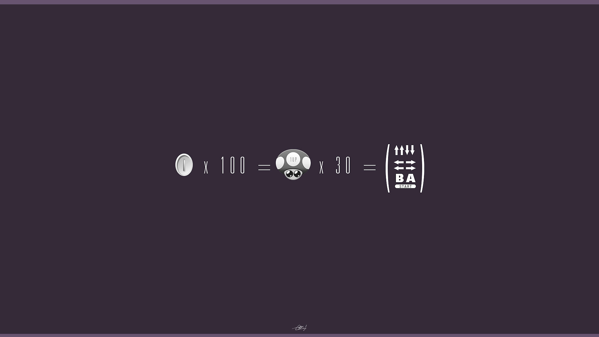 Video Game – Mario Coin Contra Wallpaper