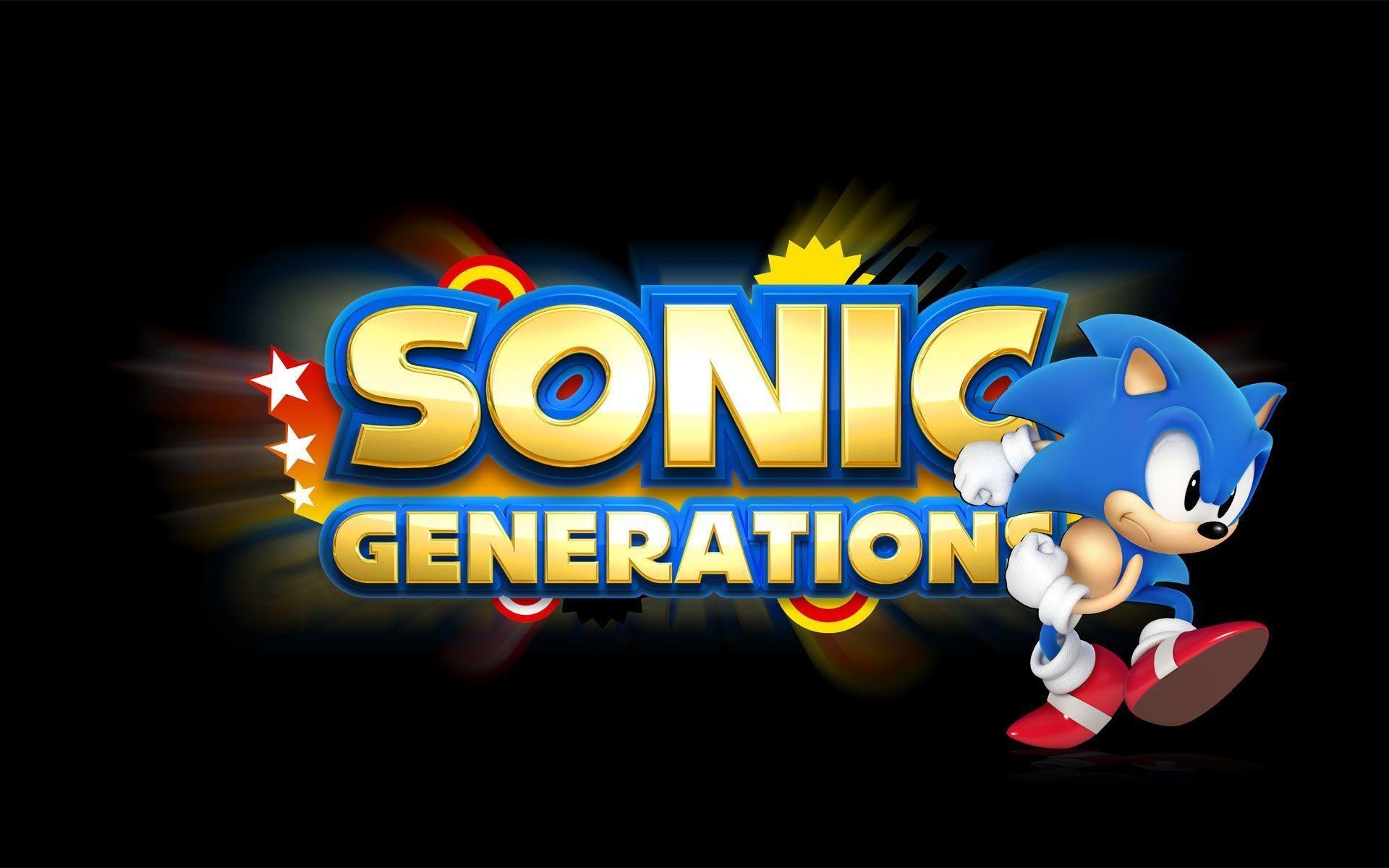 Sonic Generations Wallpaper – 204234