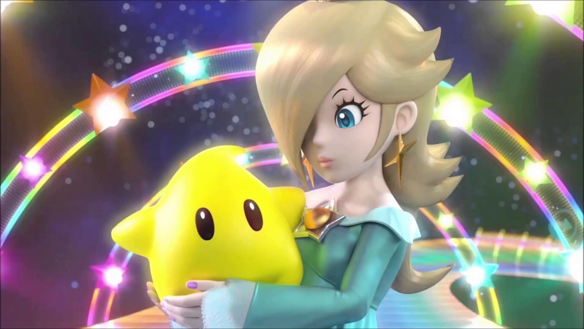 Super Mario Galaxy – The Story Begins [Rosalina's Storybook] (Vespar Remix)