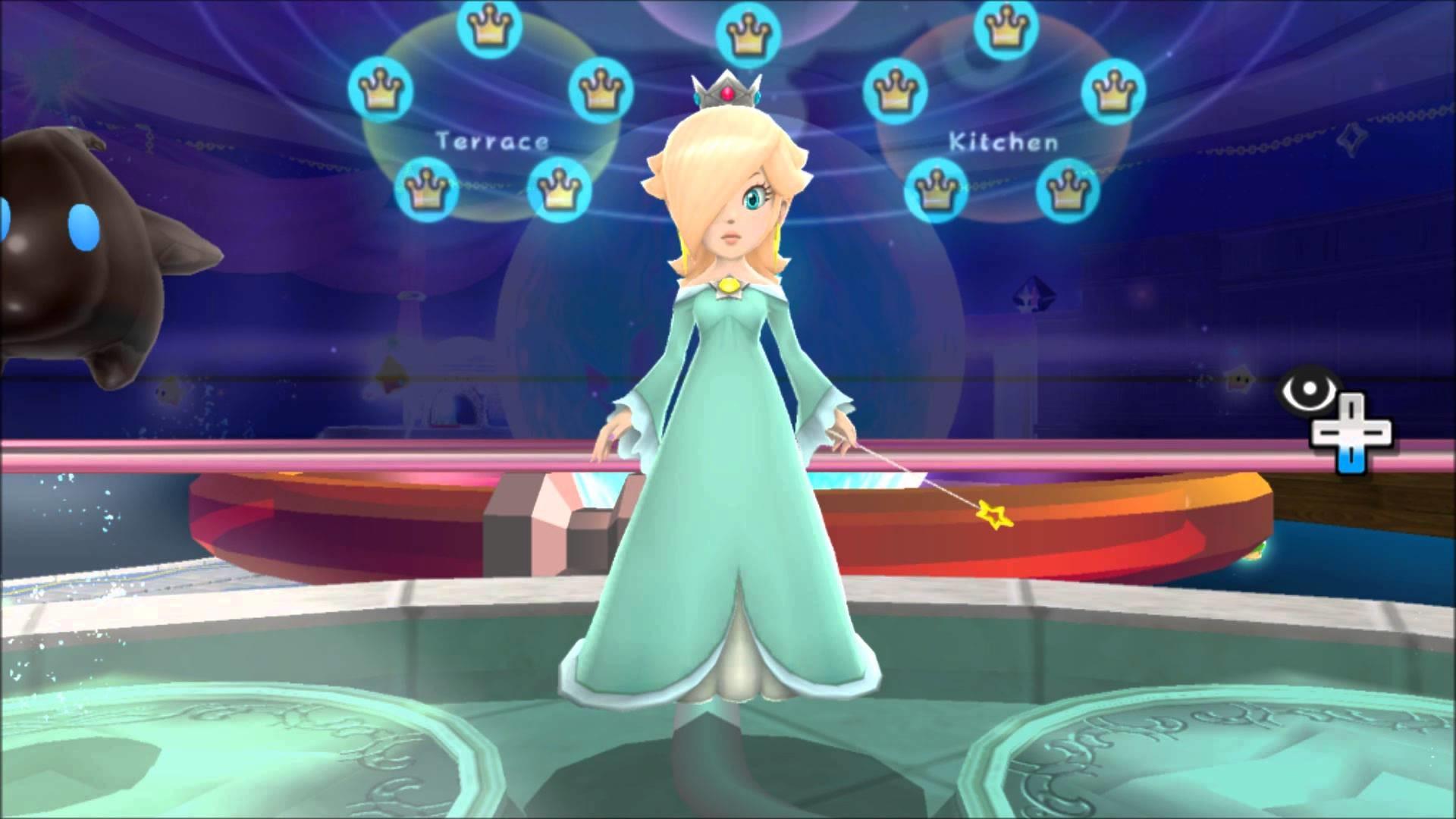 Super Mario Galaxy Platinum OST – Rosalina's Comet Observatory 2 – YouTube