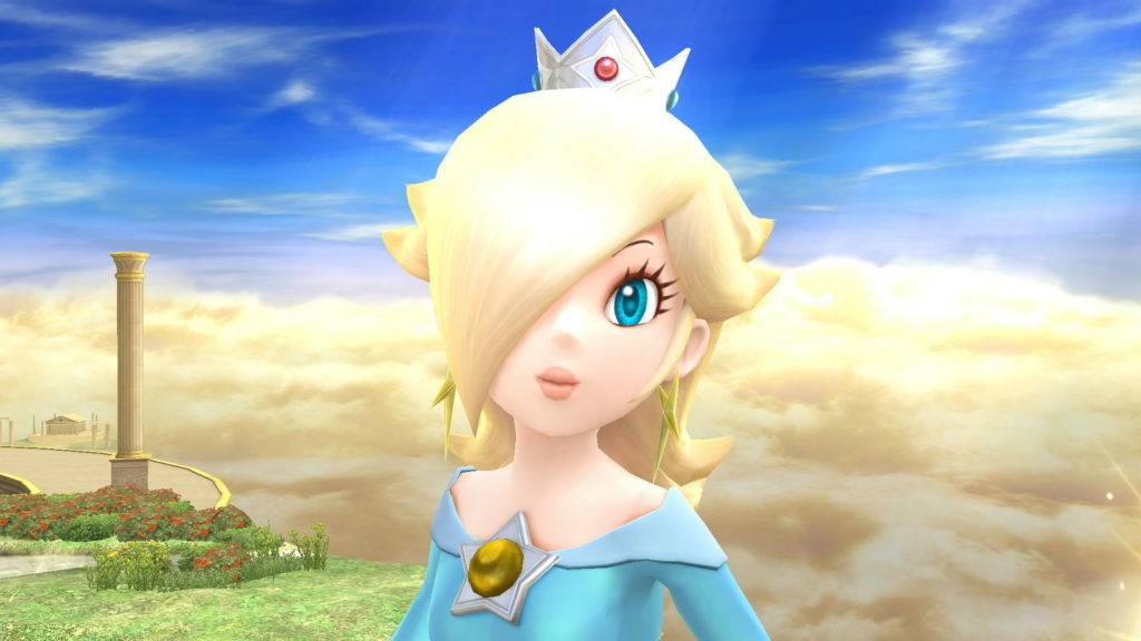Sometimes I feel like Rosalina doesn't smile enough. Whenever Rosalina  smiles, it really makes her feel more adoring, as it shows that she's a  very caring …
