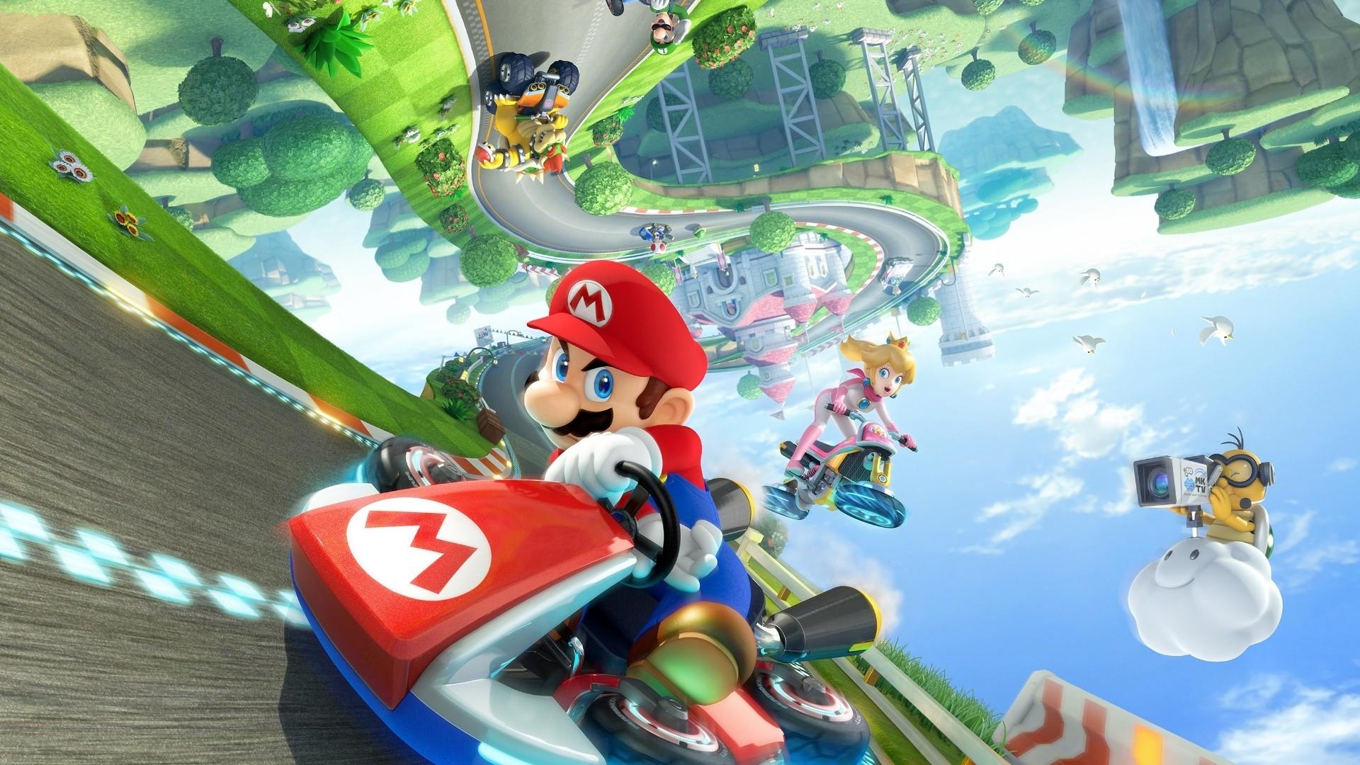 Mario Kart 8 Computer Wallpapers, Desktop Backgrounds .