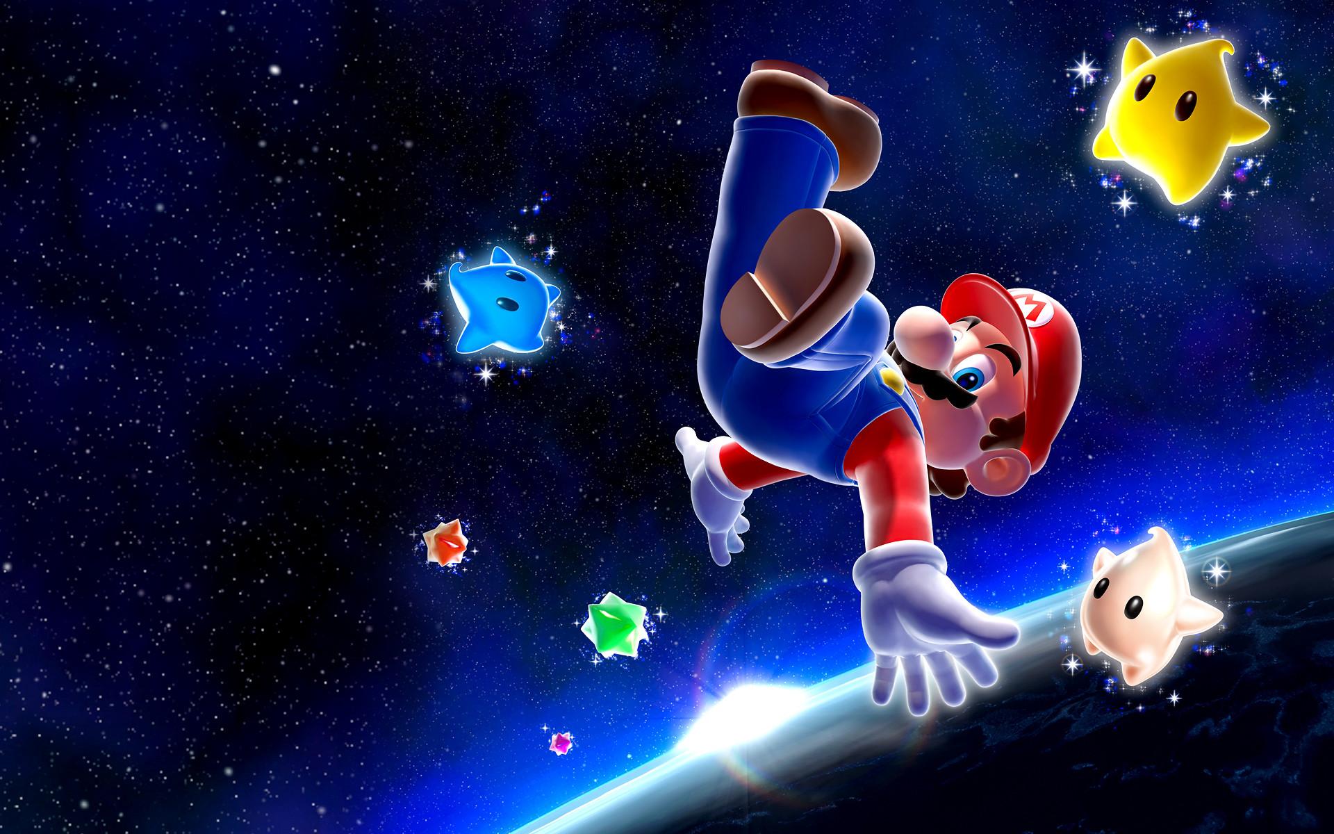 Super Mario Galaxy · download Super Mario Galaxy image