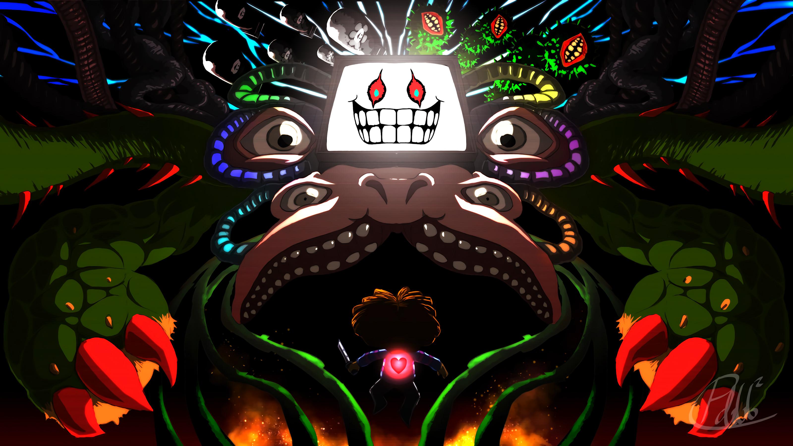 HD Wallpaper   Background ID:731374. Video Game Undertale