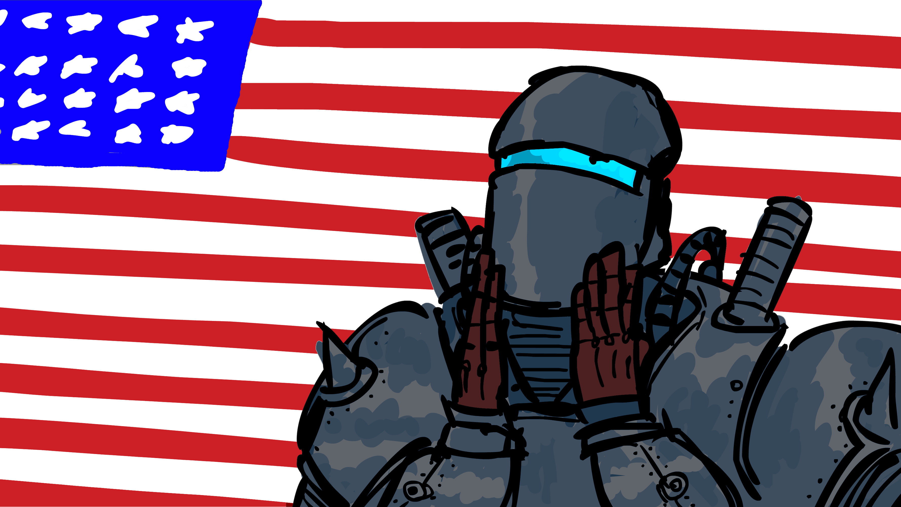 Liberty Prime …