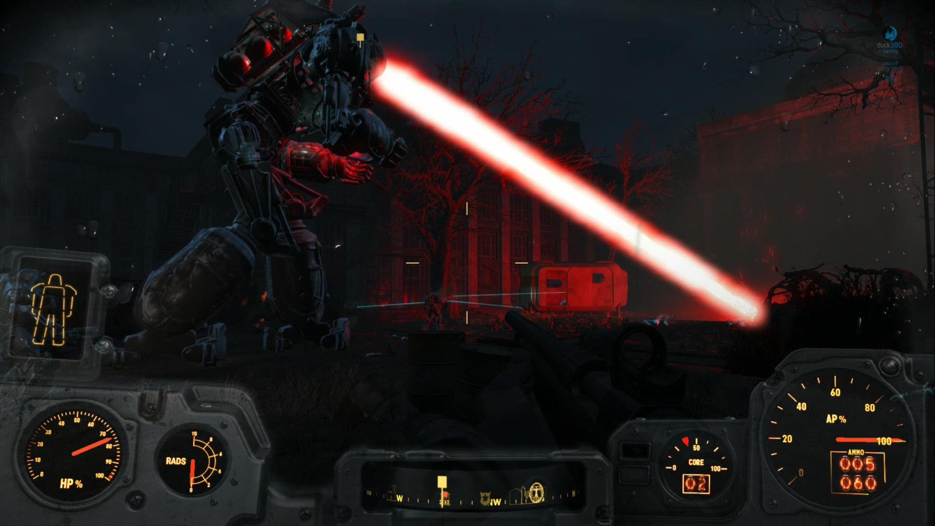 Fallout 4: Liberty Prime + Brotherhood of Steel Ending(PS4/1080p/No  Commentary) – YouTube