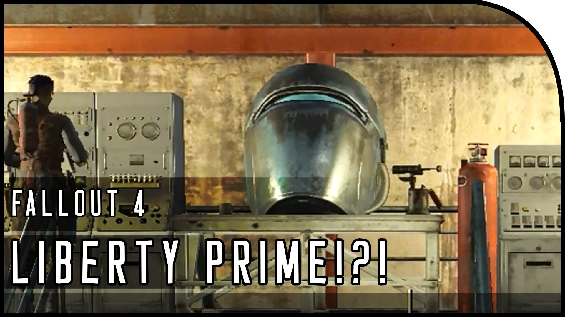 """Fallout 4 Gameplay Walkthrough Part 32 – """"LIBERTY PRIME RETURNS?!? –  Stealing Institute Scientists!"""" – YouTube"""