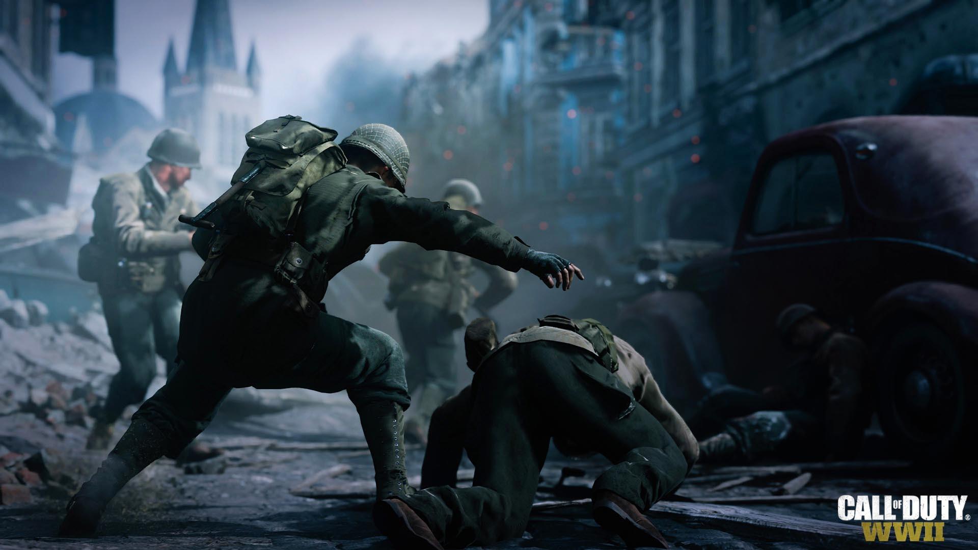 Call of Duty: WWII wallpaper wallpaper