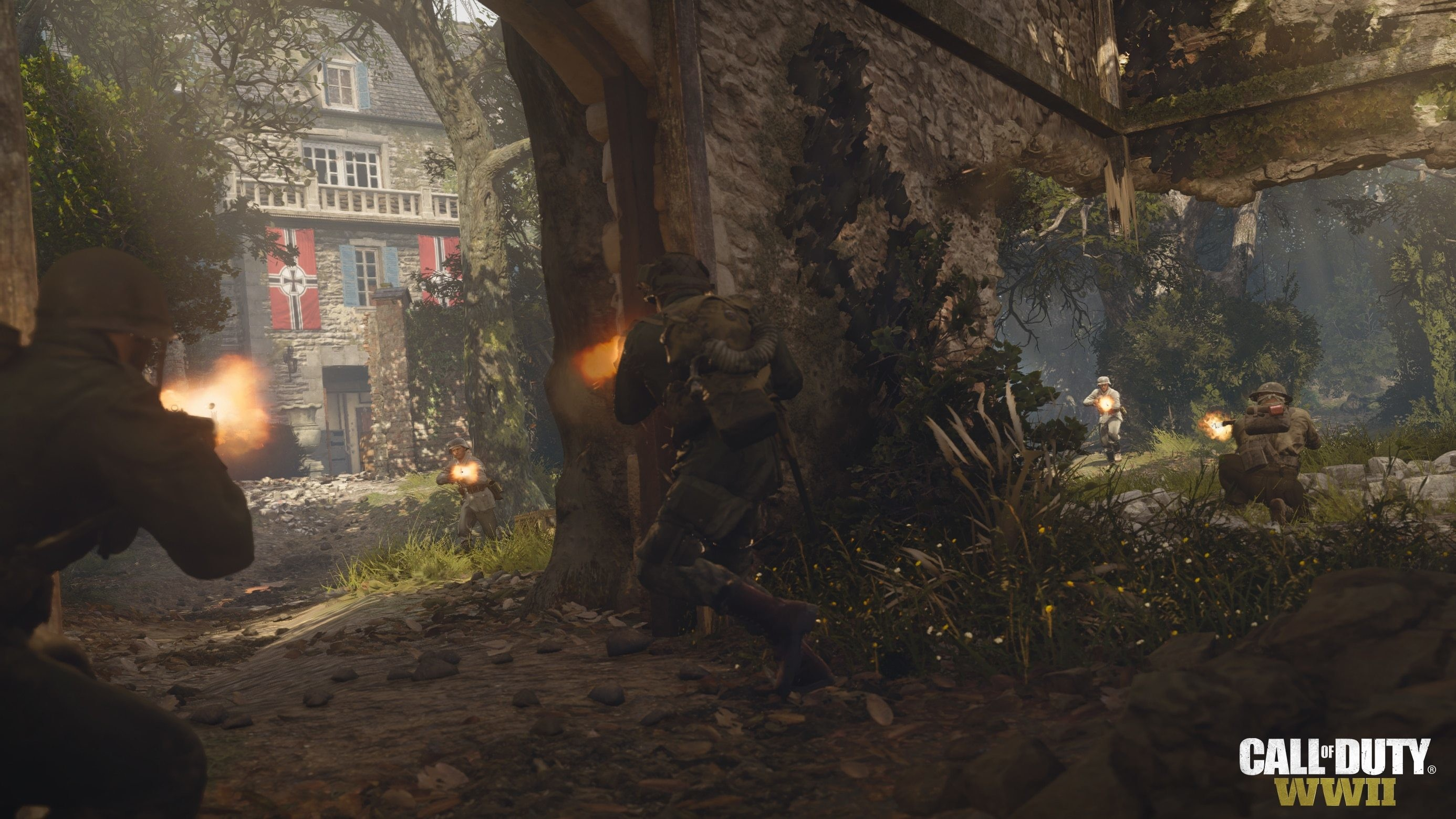 In it you will see the different maps, characters, atmosphere and much  more. Let me know what you think of the Call of Duty WW2 Screenshots below: