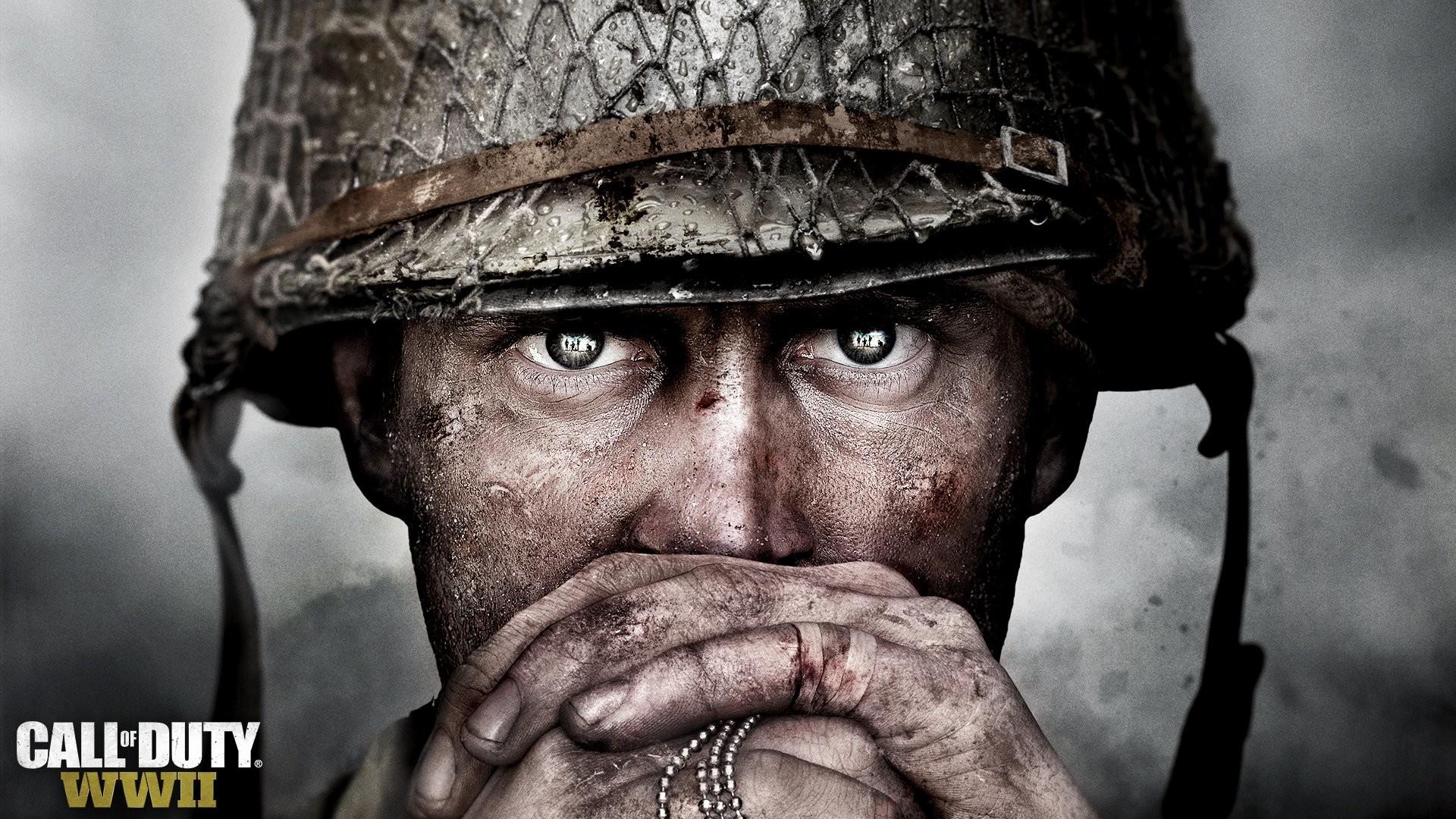 Call of Duty WW2 Wallpaper 1920×1080