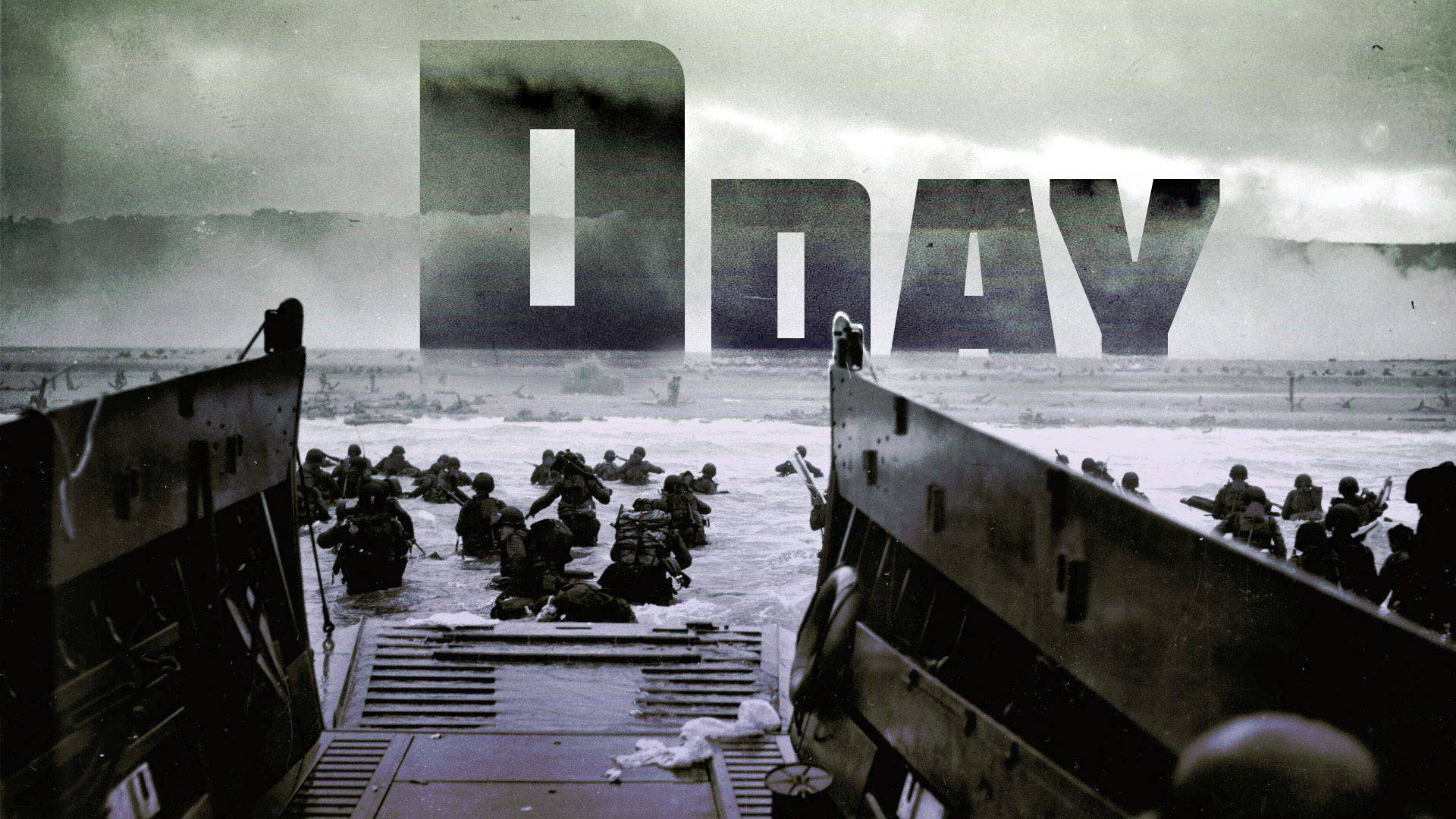 WWII D-Day Soldiers military battle wallpaper | | 197373 |  WallpaperUP