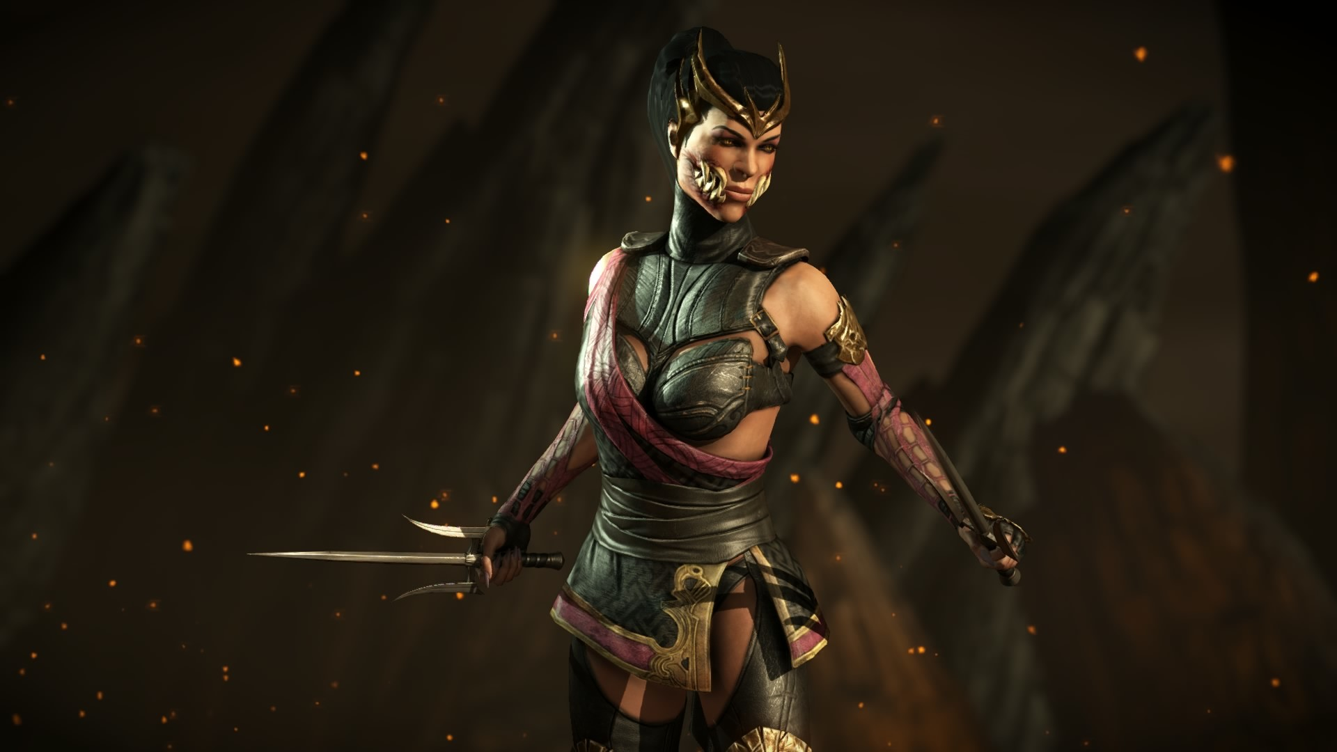 Mortal Kombat X:Mileena Kahnum costume by Kabukiart157 on DeviantArt