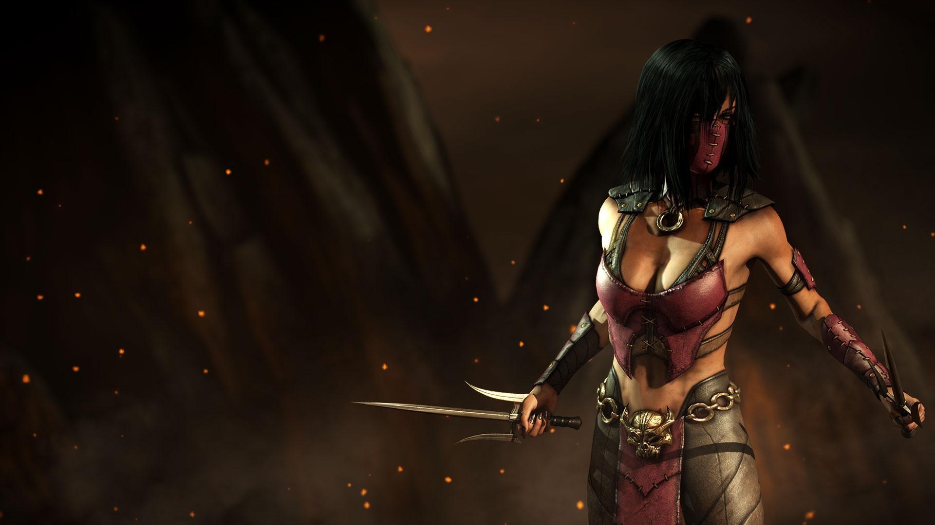 Mortal Kombat X – Character Wallpapers