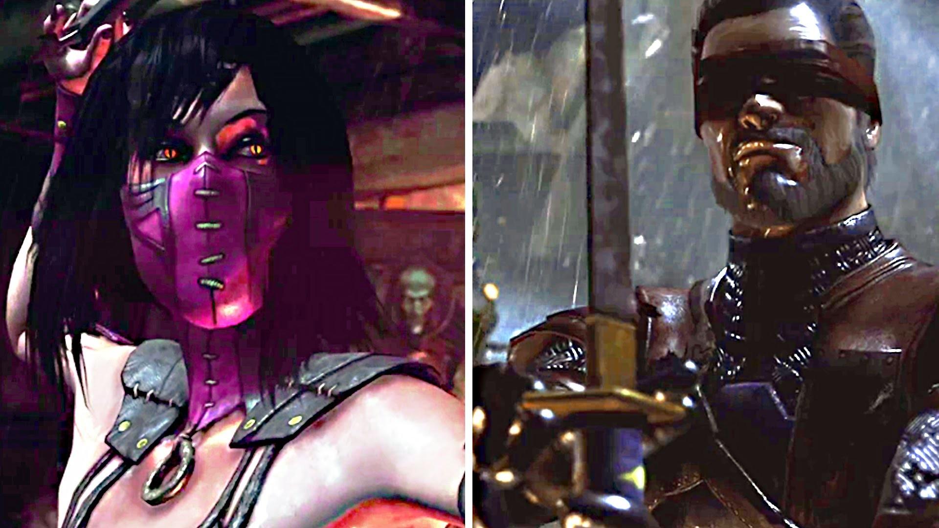 Mortal Kombat X Kenshi, Mileena & D'Vorah Gameplay X Ray 1080p 60FPS – Mortal  Kombat 10
