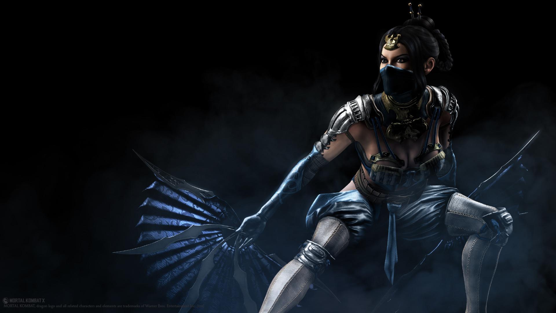 Kitana e Kung Lao são as novas personagens de Mortal Kombat X