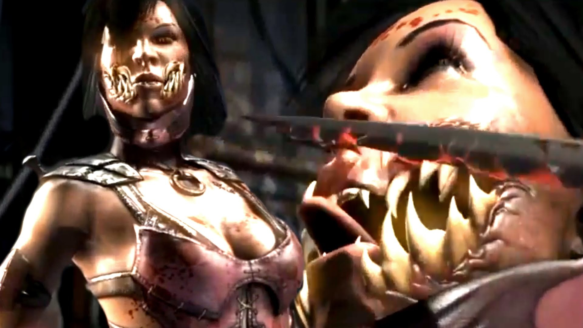 Mortal Kombat X – Mileena Fatality / X Ray Gameplay | Mortal Kombat 10 –  YouTube