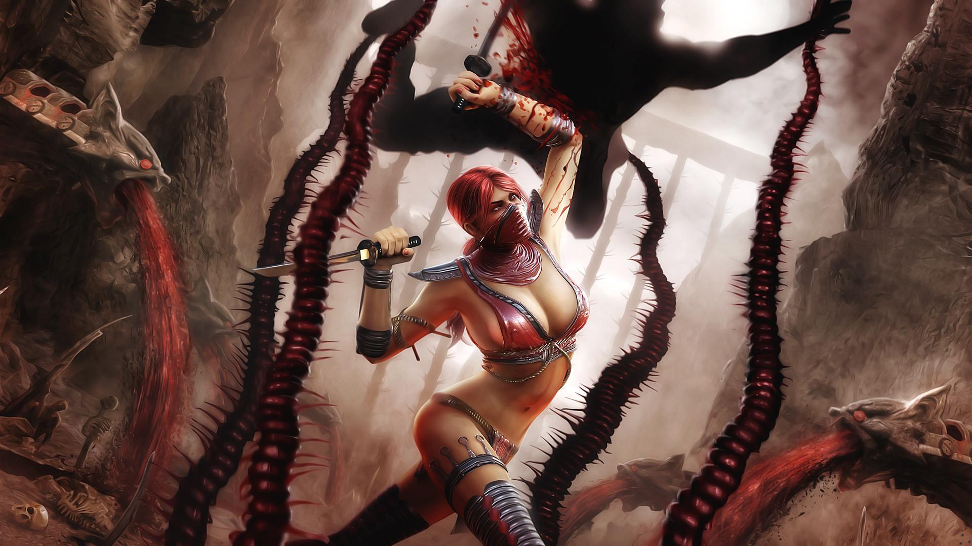 Mortal Kombat HD Wallpapers Backgrounds Wallpaper 1920×1080 Imagenes De Mortal  Kombat Wallpapers (35