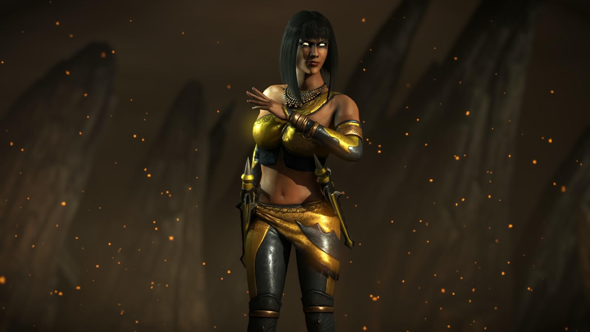 … Mortal Kombat X:Tanya by Kabukiart157