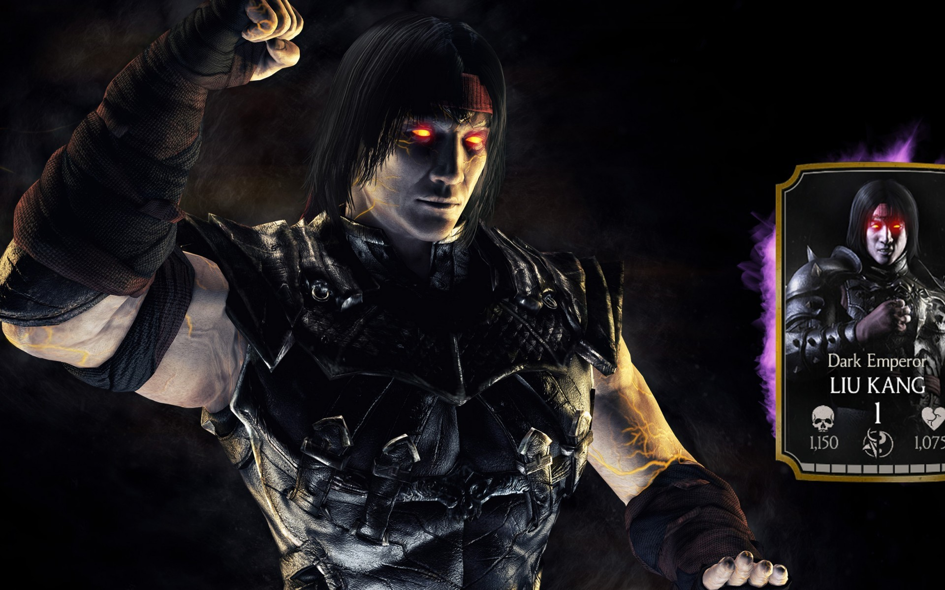 Tags: Liu Kang, Mortal Kombat X