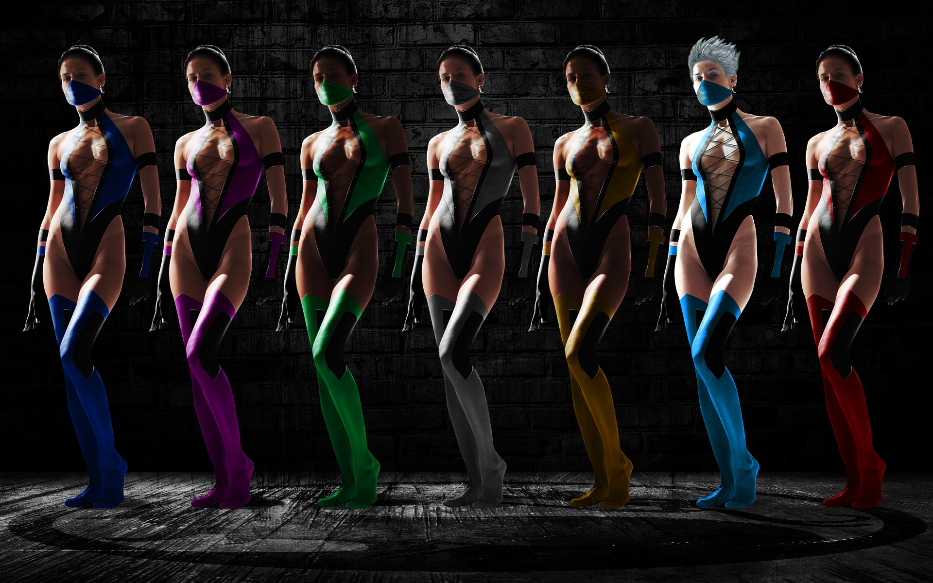 Image result for mortal kombat x female characters