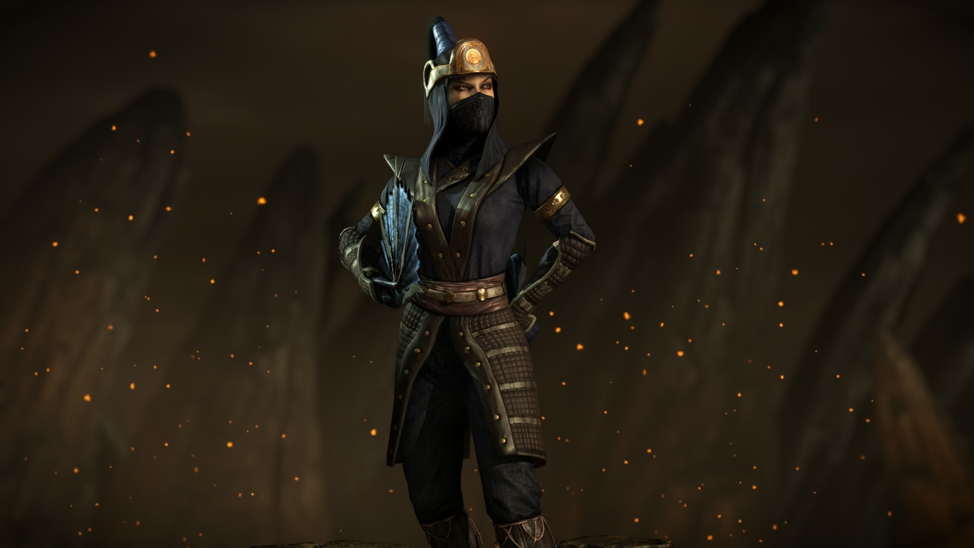 … Mortal Kombat X:Kitana Jinju costume by Kabukiart157