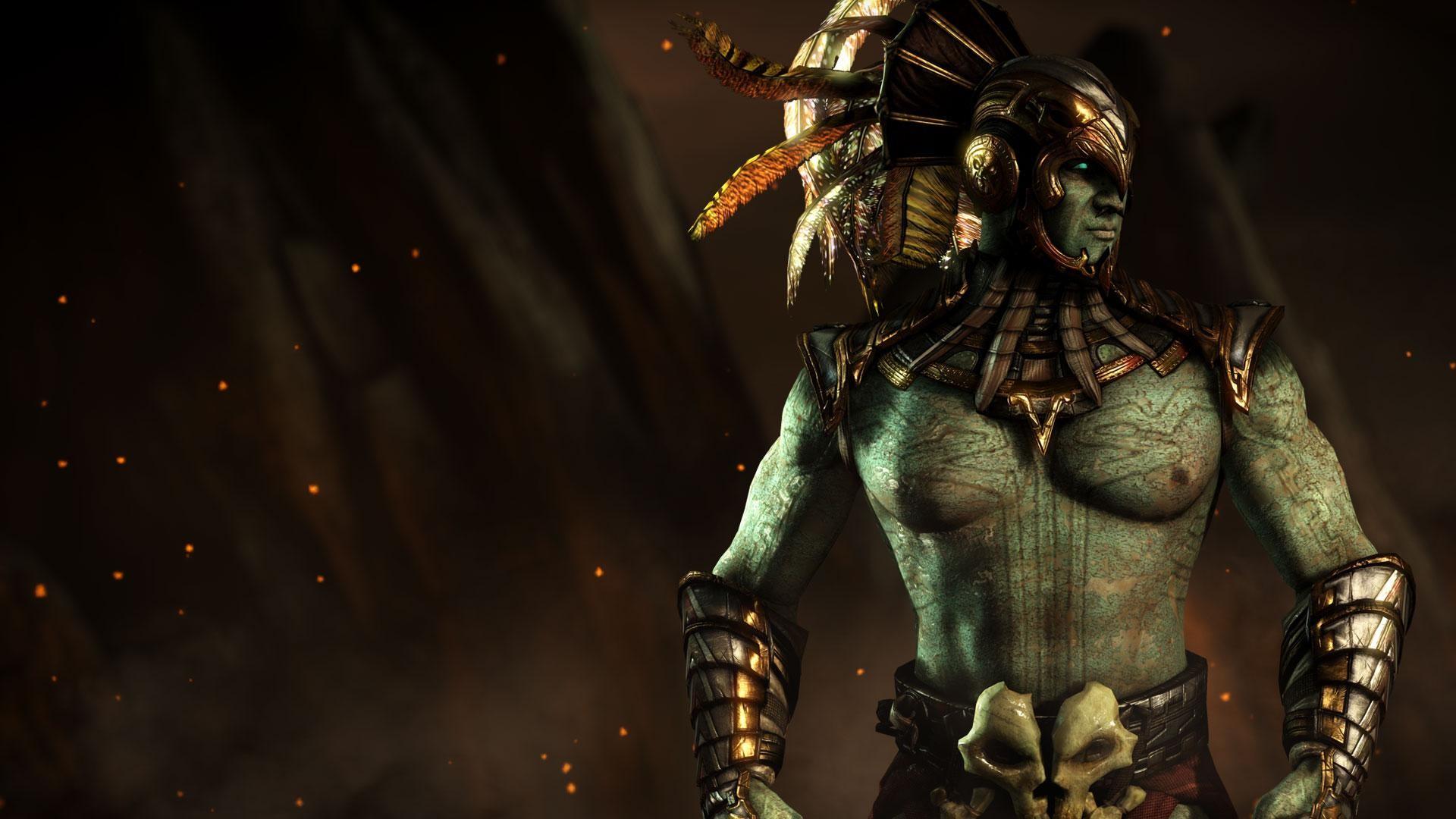 Mortal Kombat X — Kotal Khan