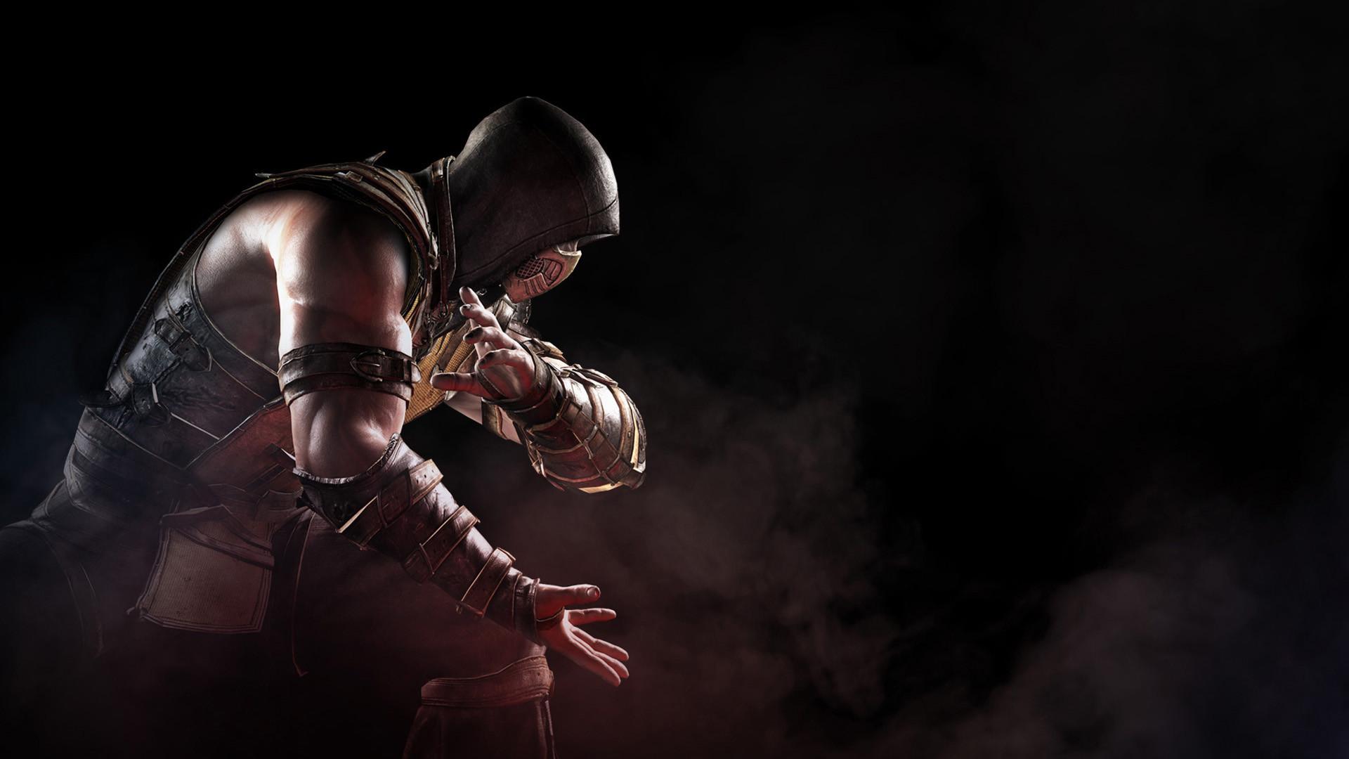 Mortal Kombat X – Scorpion | Steam Trading Cards Wiki | FANDOM powered by  Wikia