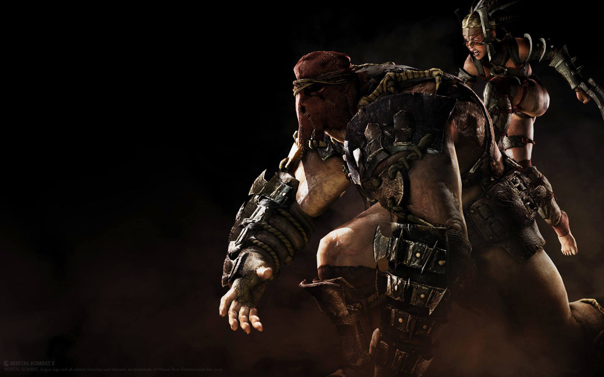 Mortal Kombat X wallpapers featuring old/new characters, image #3