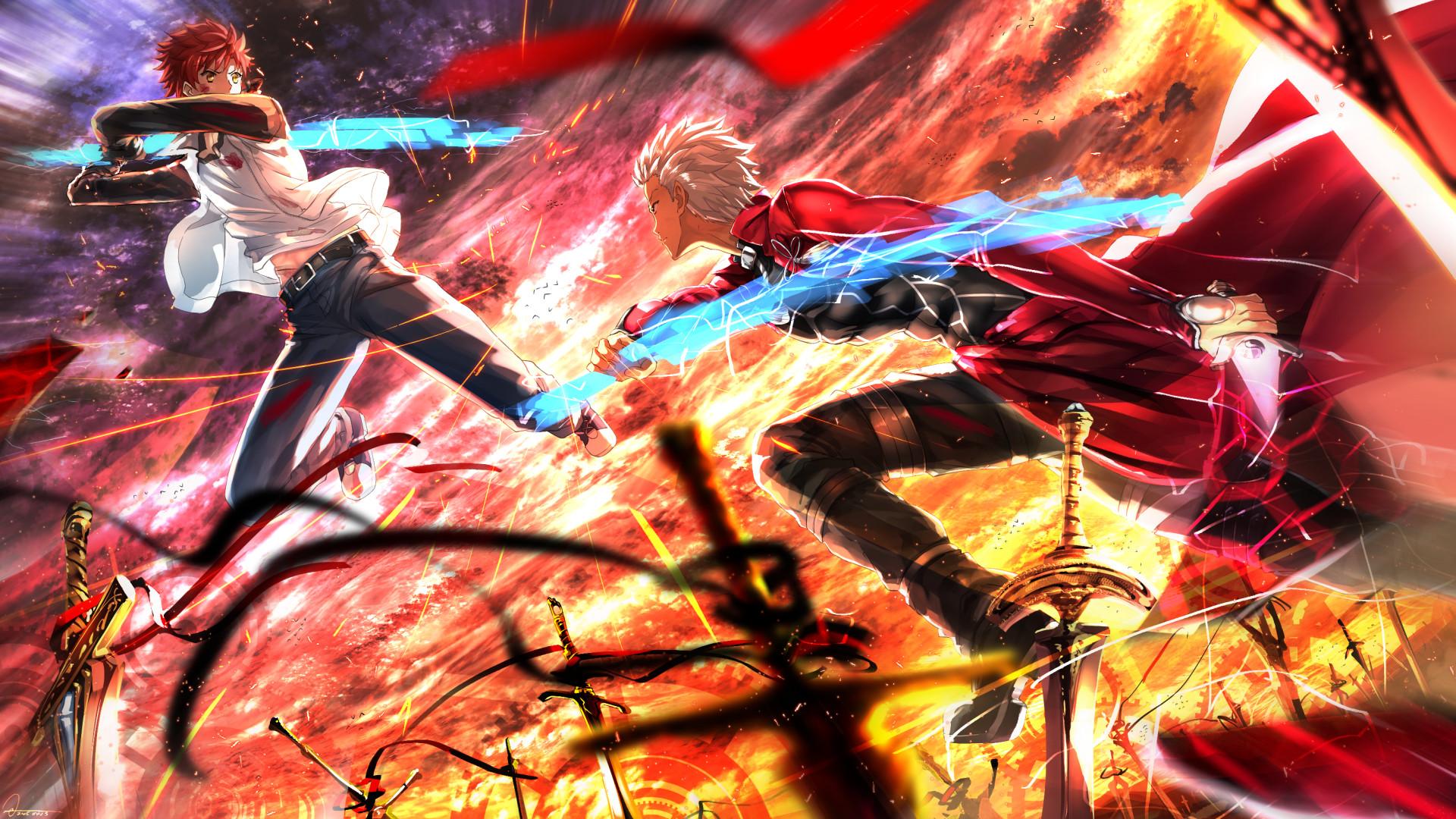 Anime – Fate/Stay Night: Unlimited Blade Works Shirou Emiya Archer (Fate/