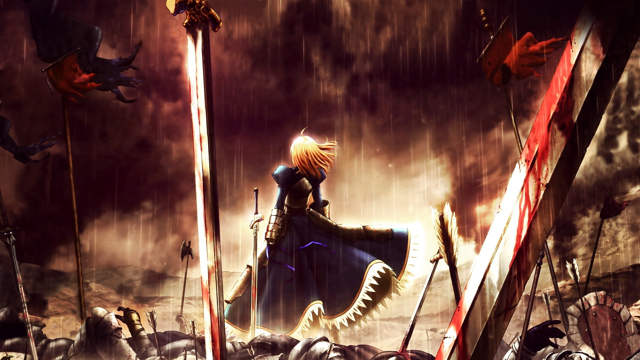 HD Wallpaper | Background ID:200966. Anime Fate/stay Night