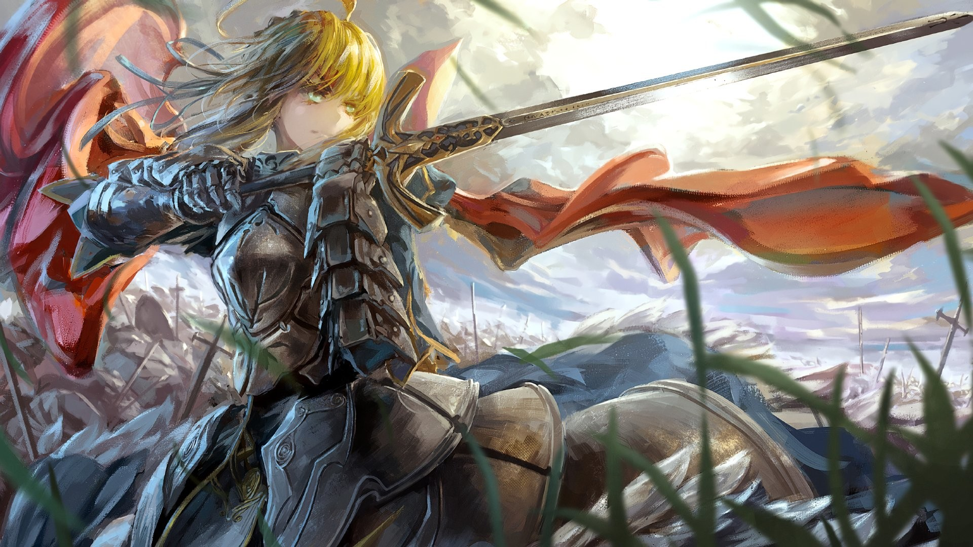 HD Wallpaper | Background ID:686779. Anime Fate/Stay Night